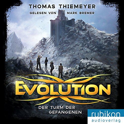 Der Turm der Gefangenen (Evolution 2) Titelbild
