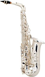 Selmer AS42 Professional Alto Saxophone Silver Plated