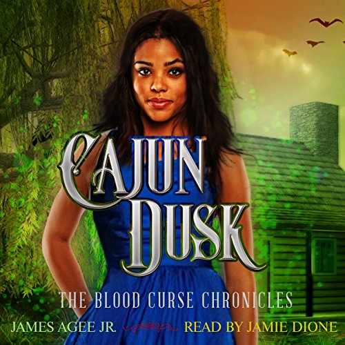 Cajun Dusk audiobook cover art