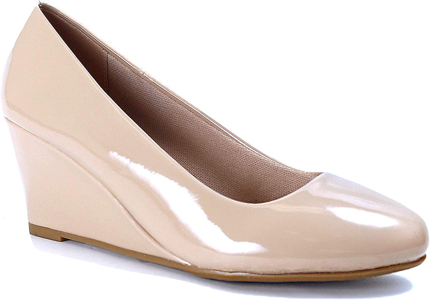 Guilty Shoes Heart Classic 70% OFF Portland Mall Outlet S Wedge Office Comfortable