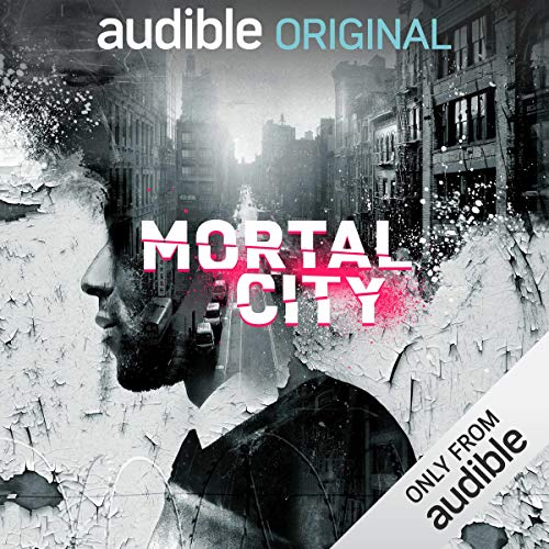 Mortal City audiobook cover art