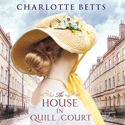 The House in Quill Court audiobook cover art
