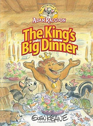 Adventures Of Adam Raccoon: King's Big Dinner