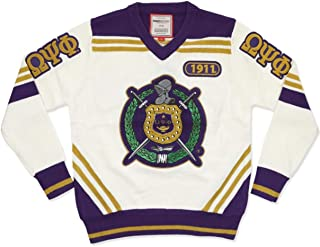 Best white omega psi phi sweater Reviews