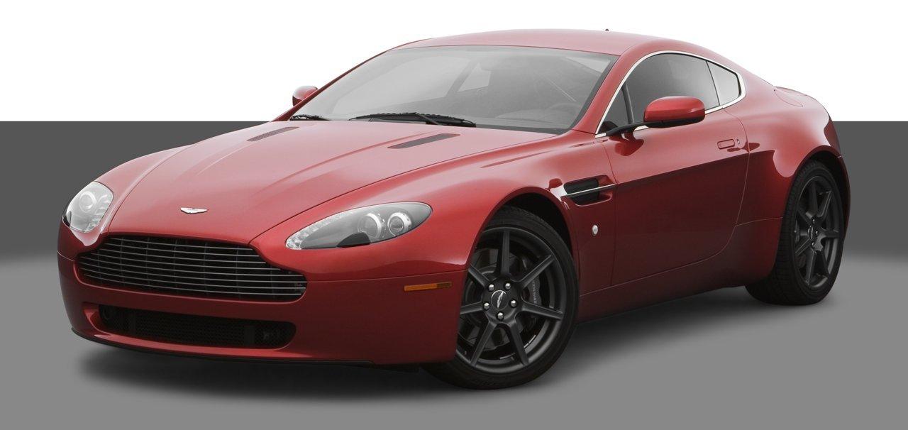 ... 2007 Aston Martin V8 Vantage, 2-Door Coupe Sportshift
