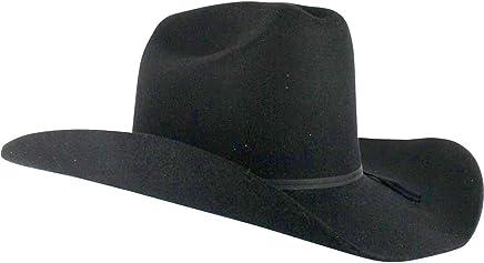 07e782ad69ccda Cody James Men's Denver 2X Felt Cowboy Hat Black ...
