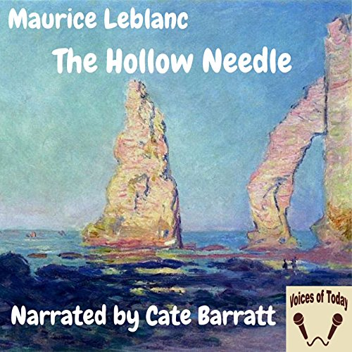 The Hollow Needle audiobook cover art