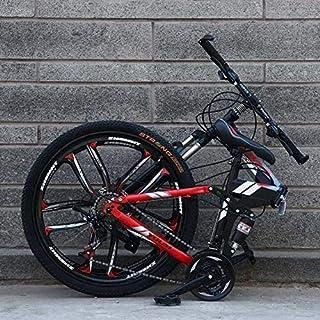 QZ Bicicleta de montaña for Mujeres y Hombres, Alto Contenido de ...