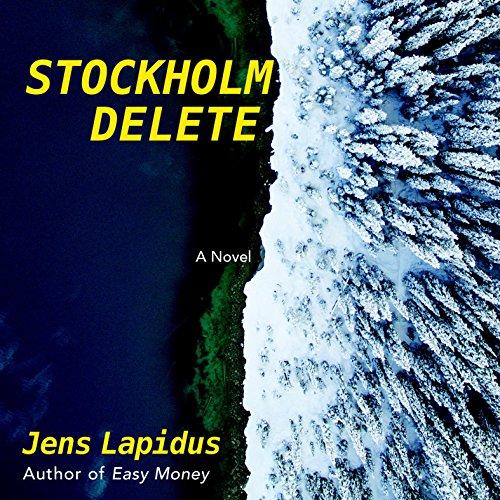Couverture de Stockholm Delete