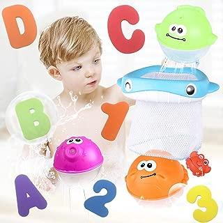 Best baby boy bath toys Reviews