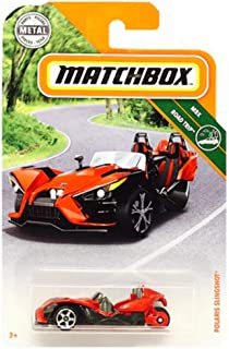 Matchbox MBX Road Trip Polaris Slingshot Diecast Car 1:64 Scale