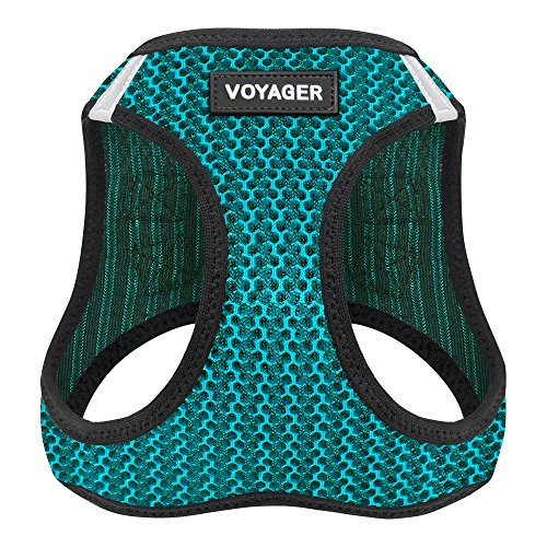 Voyager Step-in Air Dog Harness - All Weather...