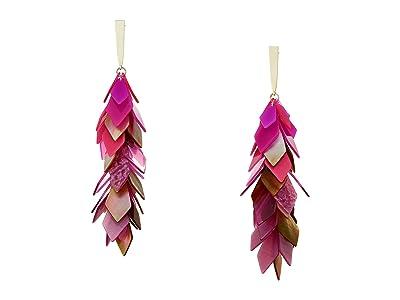Kendra Scott Jennifer Earrings (Gold/Pink Mix) Earring