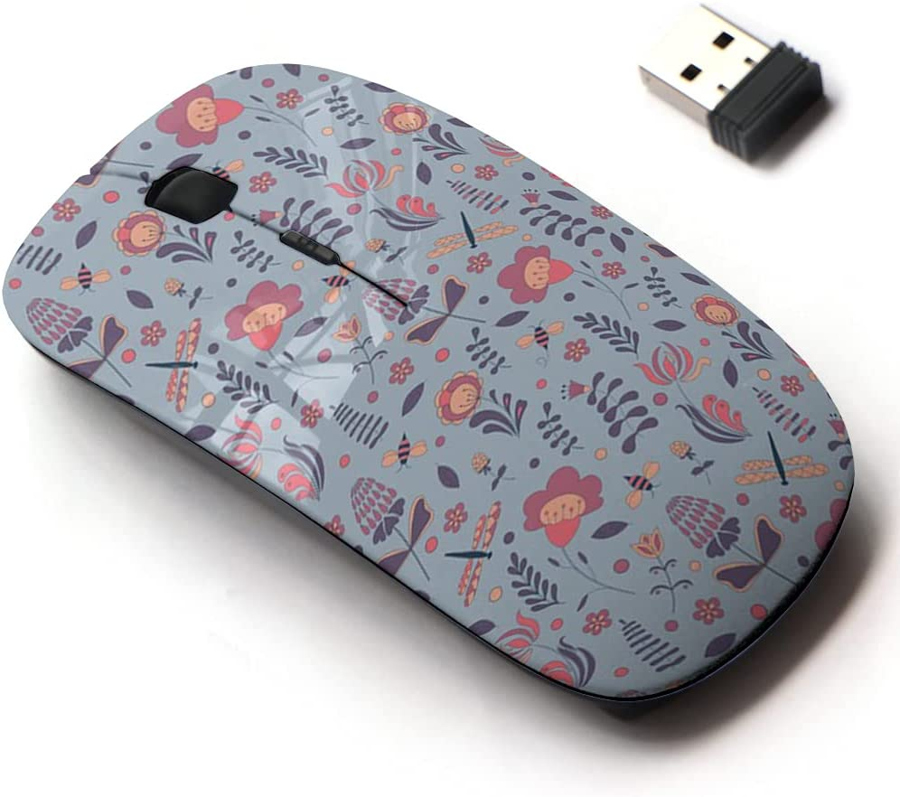 2.4G Wireless Mouse with Cute 25% OFF Pattern and Sales for sale Design Laptops for All