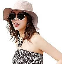 Sombrero para las mujeres elegante del sol, Sombrero de gran volante, Sombreros respirables de la protección