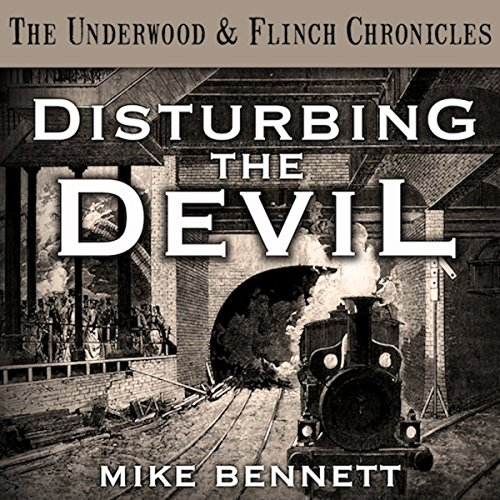 Disturbing the Devil cover art
