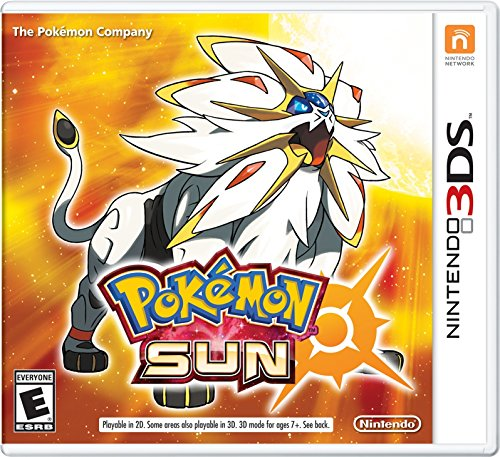 Pokmon Sun - Nintendo 3DS