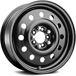 Pacer Black Modular 17 Black Wheel/Rim 5x4.25 & 5x4.5 with a 35mm Offset and a 72 Hub Bore. Partnumber 83B-7714