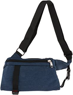 Baoblaze Men's Women's Backpack Crossbody Chest Pack Running Hiking School Bag With Adjustable Shoulder Strap