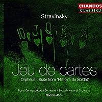Jue De Cartes / Orpheus Suite / Soldier's Tale