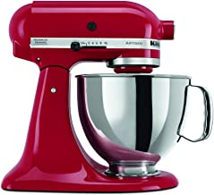 Best kitchenaid empire red stand mixer Reviews