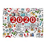 Best Jigsaw Puzzles For Adults - BKUS 2020 Commemoration Jigsaw Puzzle for Adults Kids Review