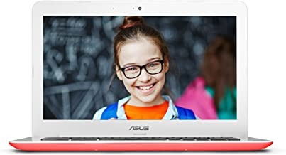 ASUS Chromebook C300SA 13.3 Inch (Intel Celeron, 4GB, 16GB eMMC, Red)