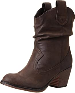 Women's Sheriff Saloon Western Boot