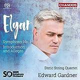 Elgar: Sinfonie Nr. 1, Op.55 / Introduction & Allegro, Op. 47