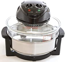 Flavor Halogen Cooking Oven Black