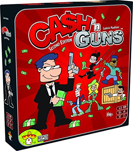 Cash n Guns, 2nd Edition