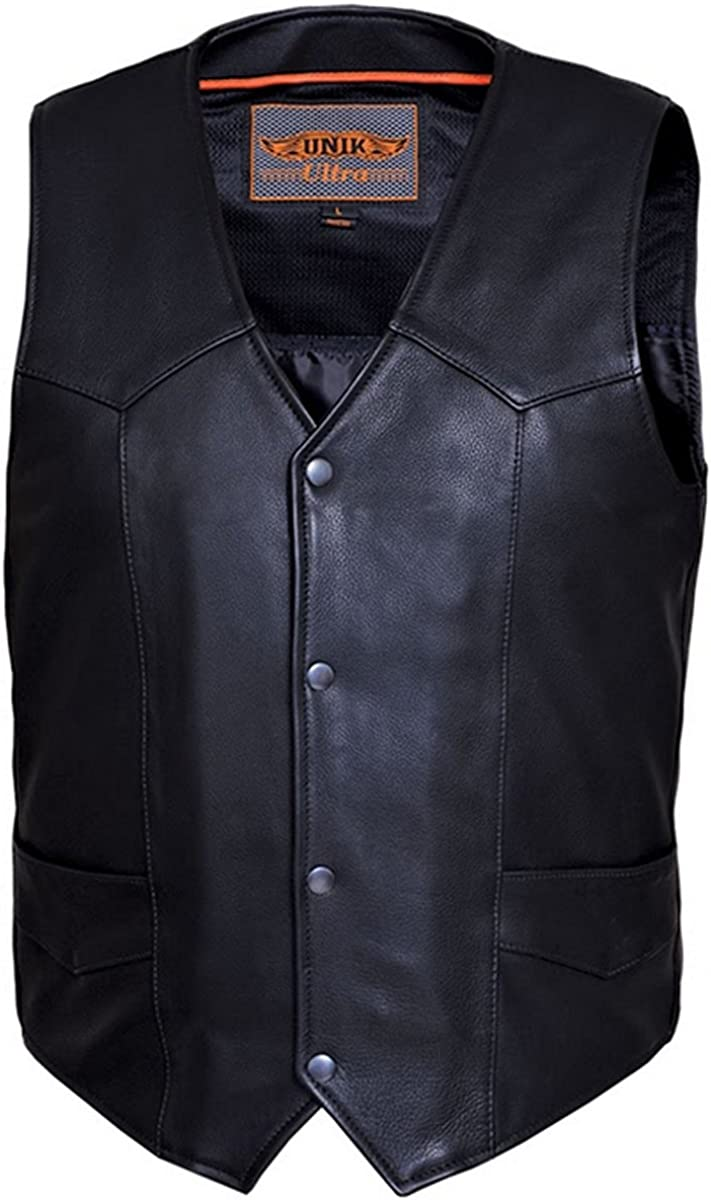 Men's Tall Traditional Vest