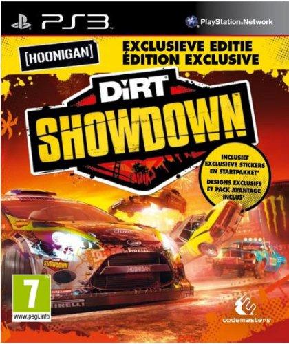 Namco Bandai Games DiRT Showdown - Juego (PS3, PlayStation 3, Racing, Codemasters)