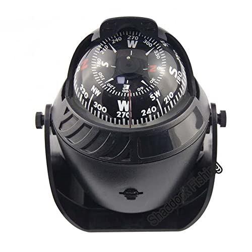 2019 New Style Led Light Electronic Vehicle Car Navigation Sea Marine Boat Ship Compass Elegant In Style Automobiles & Motorcycles Atv,rv,boat & Other Vehicle