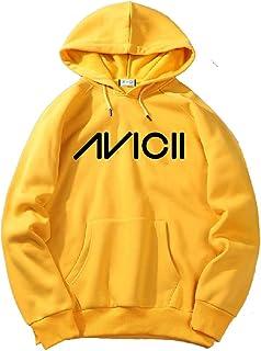 The SV Style PRINTED HOODIE : AVICII/Hoodie for men & women/Warm Hoodie/Unisex Hoodie