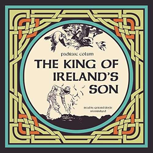 The King of Ireland's Son audiobook cover art