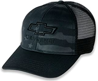 Bundle with Driving Style Decal Gregs Automotive Chevrolet Chevy Freedom Flag Hat Cap Navy Blue