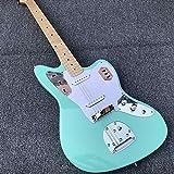 Gitarre E-Gitarre Jazz E-Gitarren-Pickup E-Gitarre Akustische Stangengitarren Akustikgitarre Hyococ...