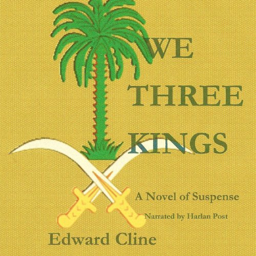 We Three Kings audiobook cover art