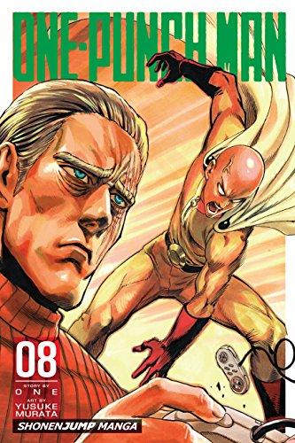 One-Punch Man, Vol. 8 (English Edition)