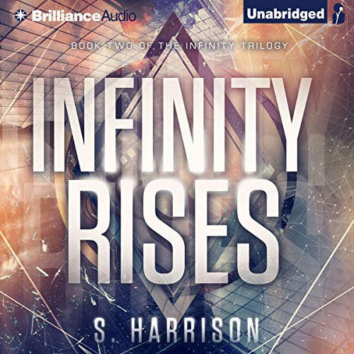 Infinity Rises audiobook cover art