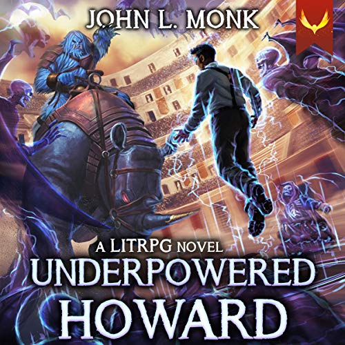 Underpowered Howard cover art