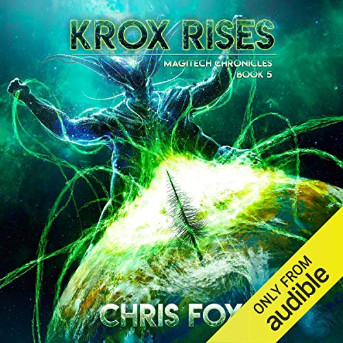 Krox Rises cover art