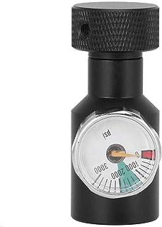 XIAOFANG Growler Keg CO2 CO2 Recharge Adaptateur Régulateur Accessoire Accessoire Connecteur mâle pour 0-3000Psi Beer Outi...