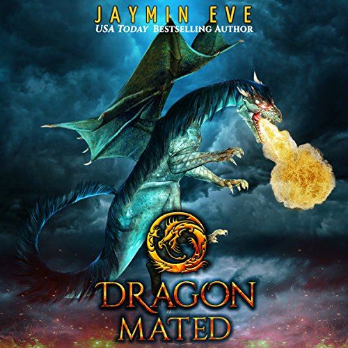 Dragon Mated audiobook cover art