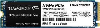 Team M.2 2280 NVMe SSD 512GB PCIe Gen3x4 MP33シリーズ 日本国内5年保証 正規品
