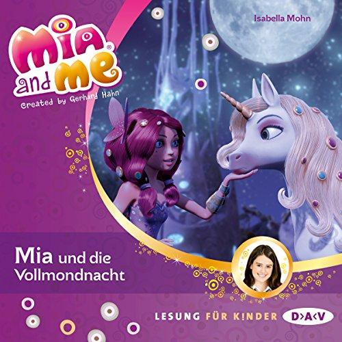 Mia und die Vollmondnacht cover art