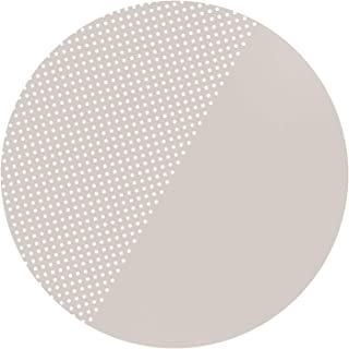 Toddlekind Spotted Clean Wean Mat, Clay, TK-WM247 - Pack of 1