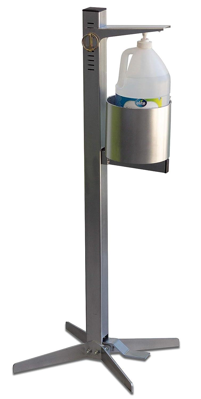 UBT Shield Hand Milwaukee Mall Sanitizer Popular standard Floor Dispenser Pedal Stand Touchless
