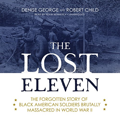 The Lost Eleven audiobook cover art